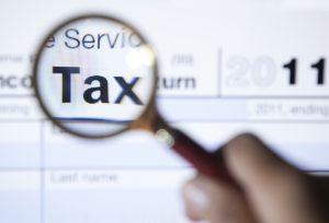 Tax magnification - J W Enterprises